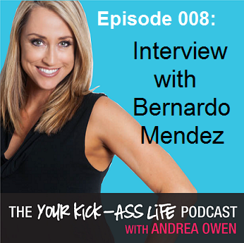 Episode 8: Interview with Love and Relationship Expert: Bernardo Mendez