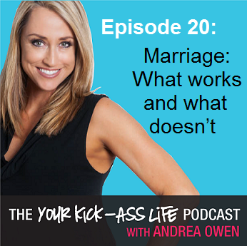 Episode 20: Marriage: What works and what doesn't