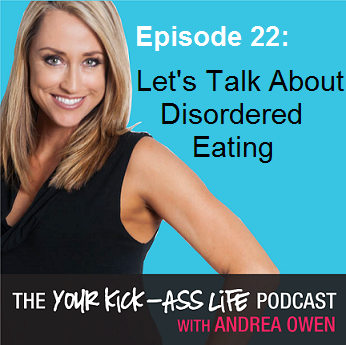 Episode 22: Let's Talk About Disordered Eating