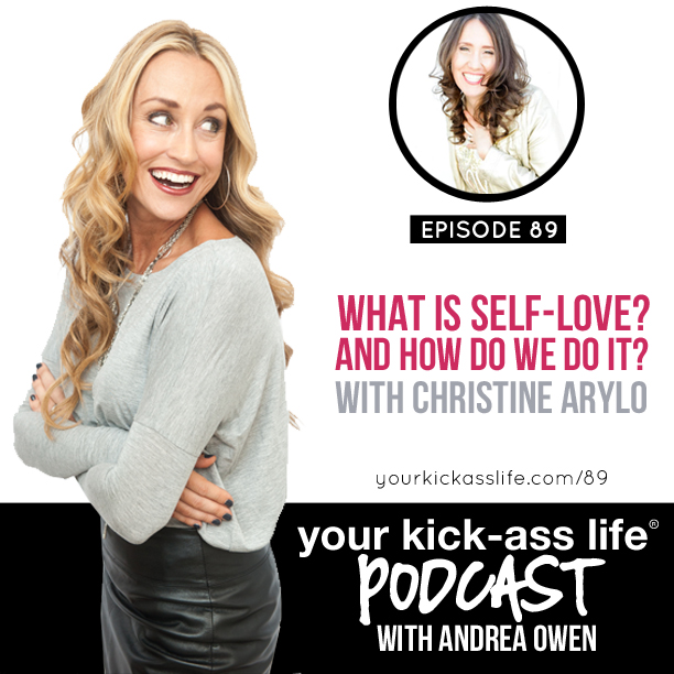 Episode 89: Choosing Self-Love, with Christine Arylo