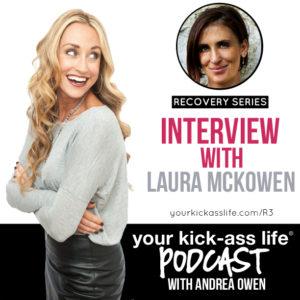 Episode R3: Interview with Laura McKowen