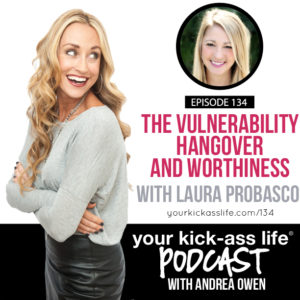 Episode 134: The vulnerability hangover and worthiness