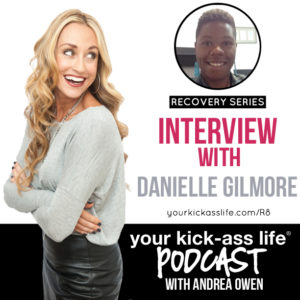 Episode R8: Interview with Danielle Gilmore