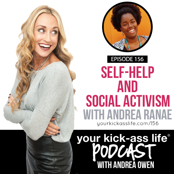 Episode 156: Self-help and social activism