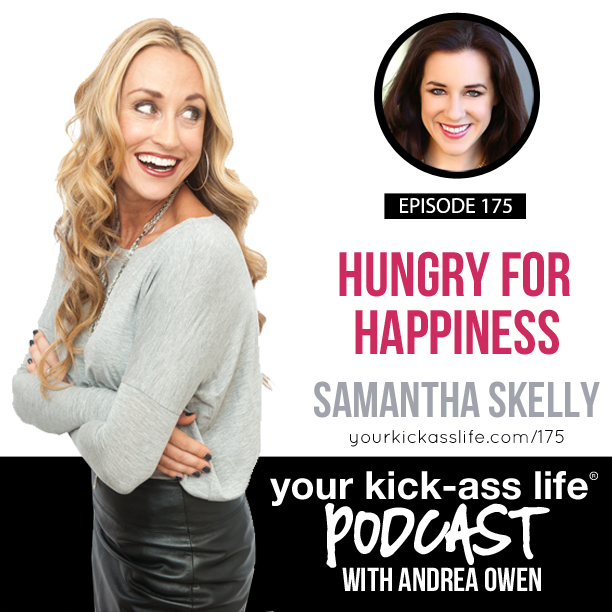 Episode 175: Hungry for happiness