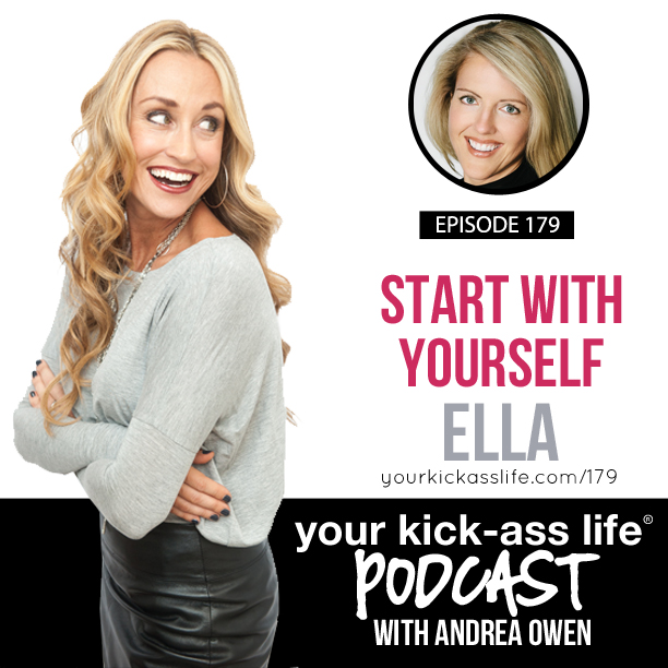 Episode 179: Start With Yourself
