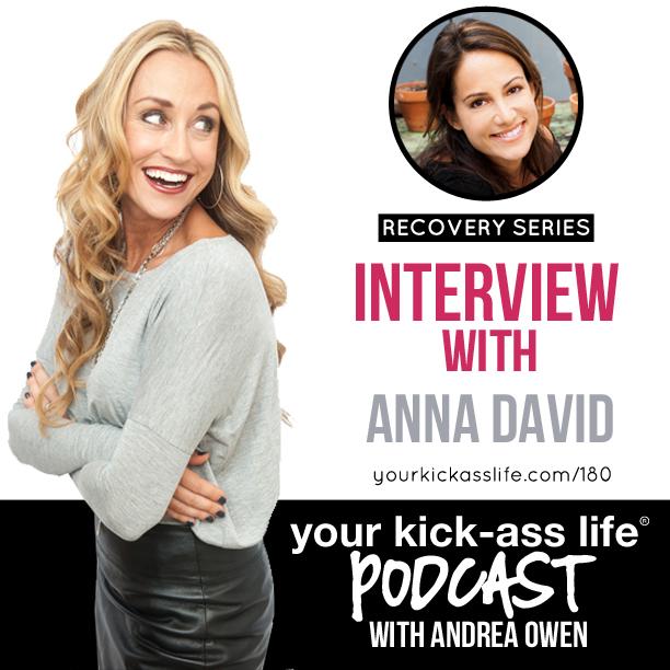 Episode 180: Interview with Anna David