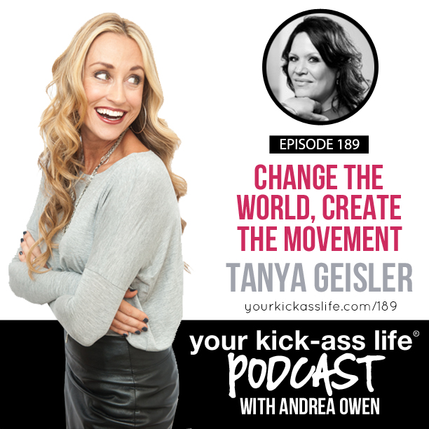 Episode 189: Change the World, Create the Movement