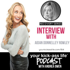 Episode 184: Interview with Aidan Donnelley Rowley