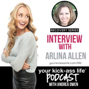 Episode 190: Interview with Arlina Allen