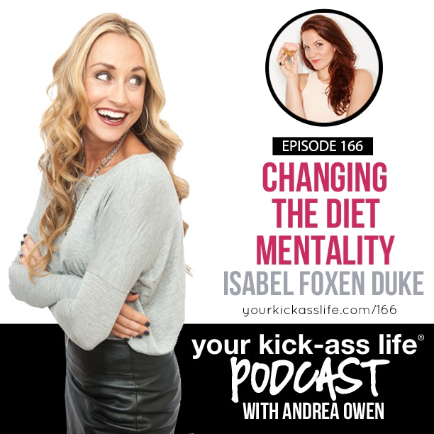 Episode 166: Changing the diet mentality