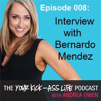 Episode 8: Interview with Love and Relationship Expert: Bernardo Mendez