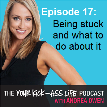 Episode 17: Being stuck and what to do about it