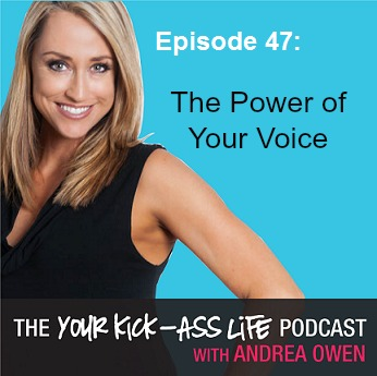 Episode 47:  The Power of Your Voice, with Christina Dunbar