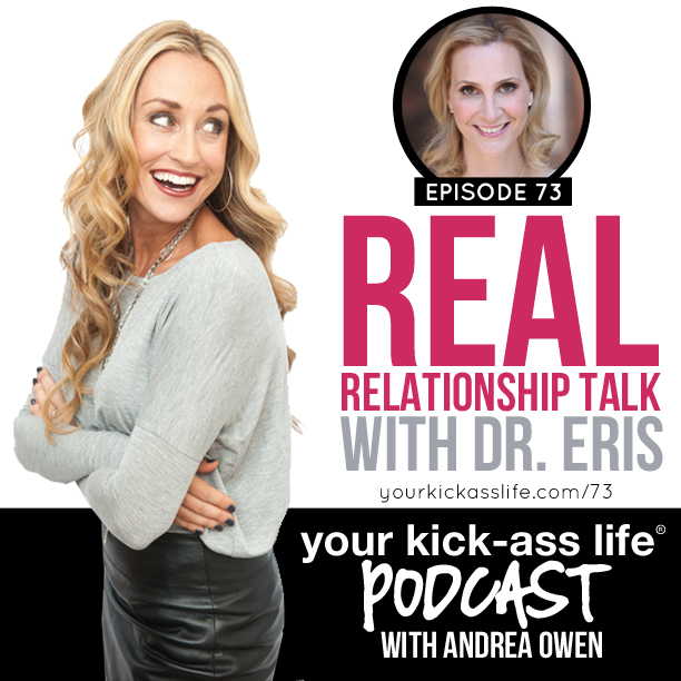 Episode 73: Real relationship talk, with Dr. Eris