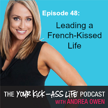 Episode 48: Leading a French-Kissed Life, with Tonya Leigh