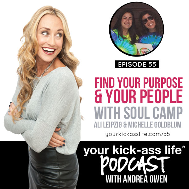 Episode 55: Find Your Purpose and Your People