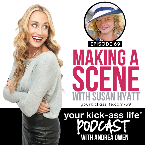 Episode 69: Making a scene, with Susan Hyatt