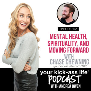 Episode 302: Mental Health, Spirituality, and Moving Forward with Chase Chewning