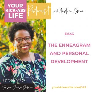 Episode 343: The Enneagram and Personal Development with Jessica Denise Dickson