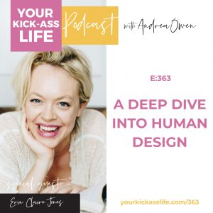 Episode 363: A Deep Dive Into Human Design with Erin Claire Jones
