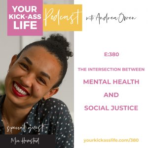 Episode 380: The intersection between mental health and social justice with Mia Hemstad
